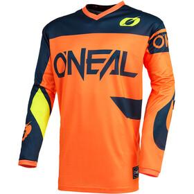O'Neal Element Jersey Heren, oranje/blauw
